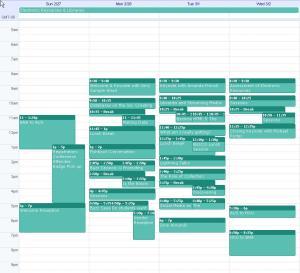 ER&L 2011 Schedule